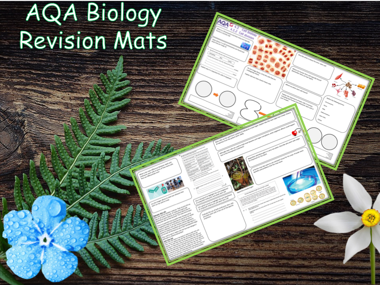 4.1 Cell Division - NEW AQA Trilogy (Biology) Revision with Answers
