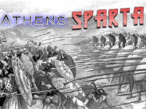 Athens and Sparta Audiobook & Classroom Activity