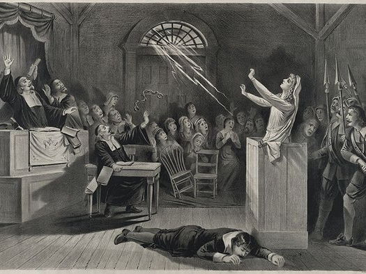 Witch Hunting in the 17th century