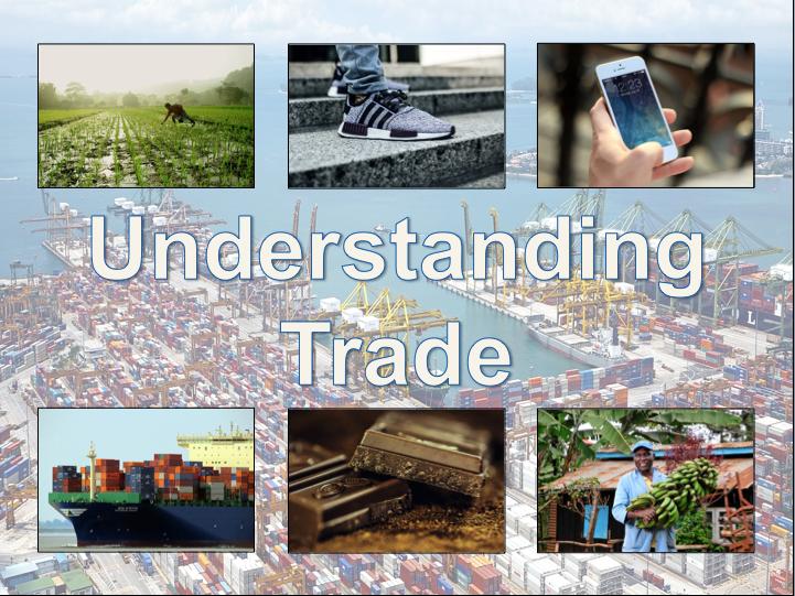Understanding Trade - KS2 unit