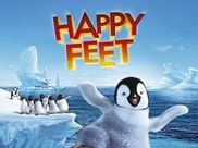 Antarctica Happy Feet worksheet