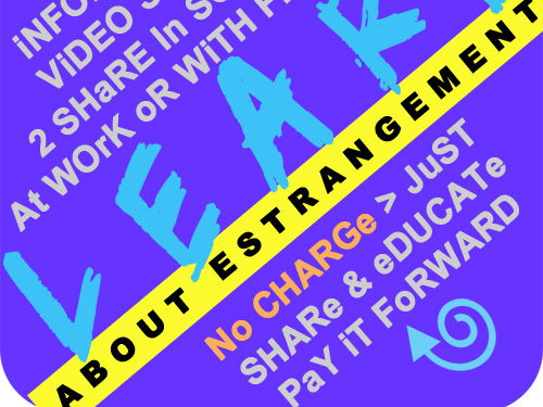 Communication Skills FREE VIDEO >Learn About Estrangement - 5 Part YouTube Series!