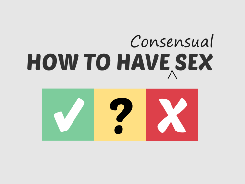 How to Have Consensual Sex Zine