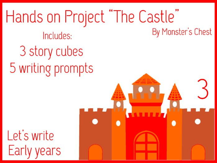 "Hands on project ""The Castle"" 3"