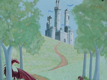 KS1/KS2 - Fantasy/Setting Description - English Planning (Snow Dragon/Dragons)