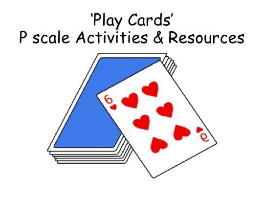SEND Maths Number Cards Activities