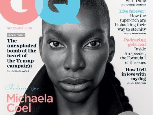 Unseen Magazine Cover - Language