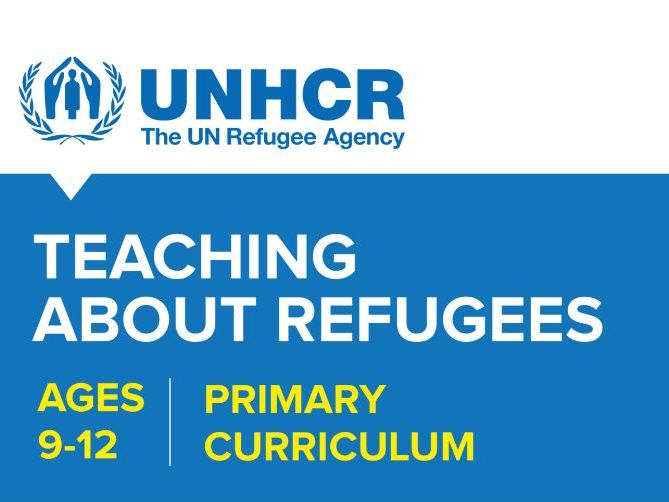 Teaching About Refugees Ages 9-12
