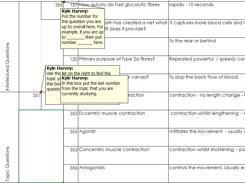 BTEC SPORT UNIT  1 - All  PPTs and Magic  interleaving, spacing practice and starter resource.