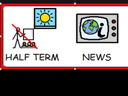 Half term news