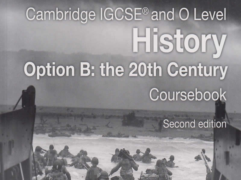 IGCSE: Why had International Peace Collapsed by 1939?