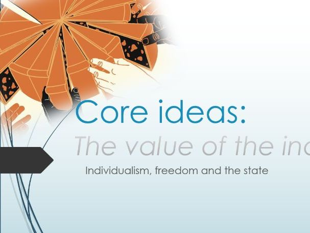 Government & Politics: Liberalism (Core concepts and types)