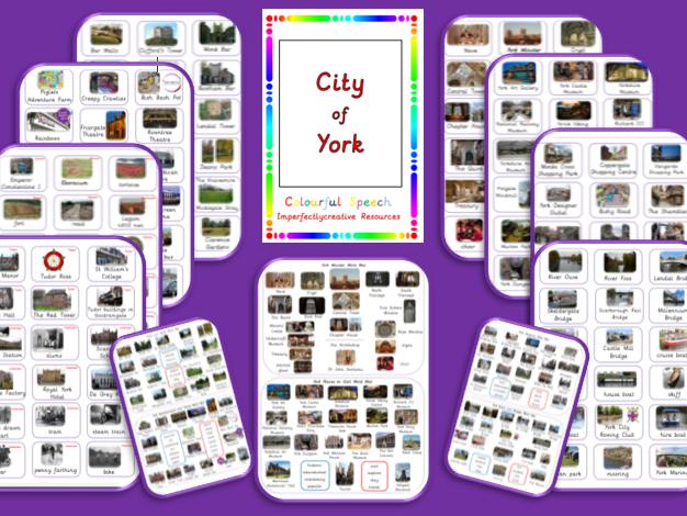 City of York  United Kingdom Resource