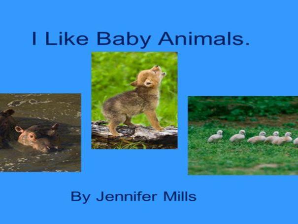 baby animal i like bundle