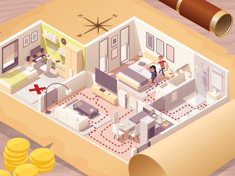 Indoor Scavenger Hunt (computing activity)
