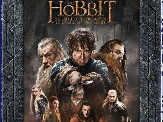 Movie The Hobbit: The Battle of the Five Armies Comprehension / Quiz