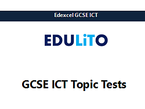 GCSE ICT Topic Tests (Edexcel)