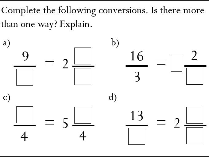 Mastery Maths  - Year 5 Reasoning - Fractions 1