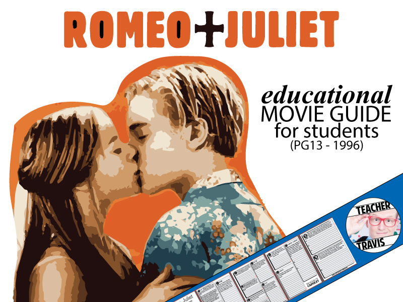 Romeo + Juliet Movie Viewing Guide (PG13 - 1996) by travis82 ...