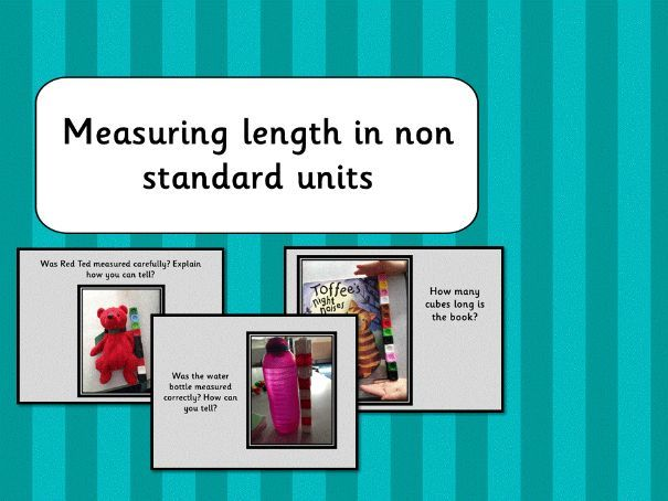 measuring length in non-standard units