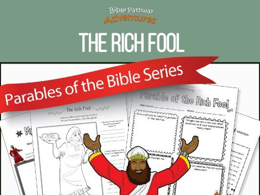 Bible Parable: The Rich Fool