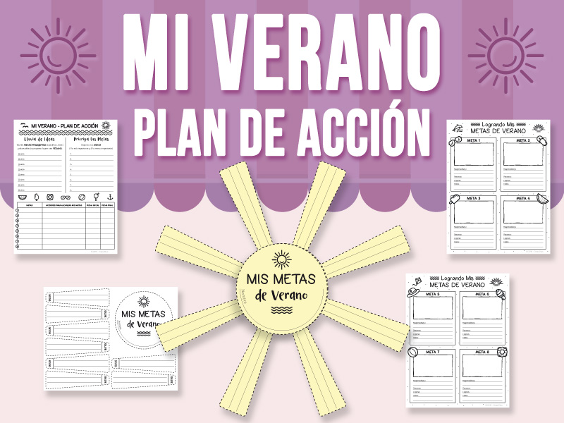 Mi Verano - Plan de Acción