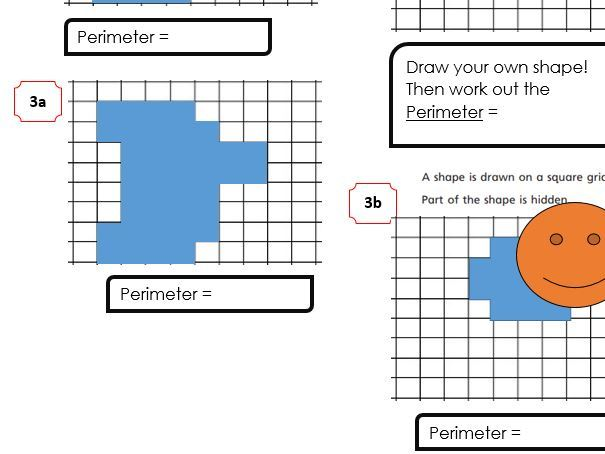 Perimeter Sheets Differentiated Year 4/5