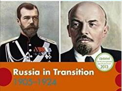 Russia in Transition, c.1905-1924 WJEC (Wales) and EDUQAS - introduction 1894-1904