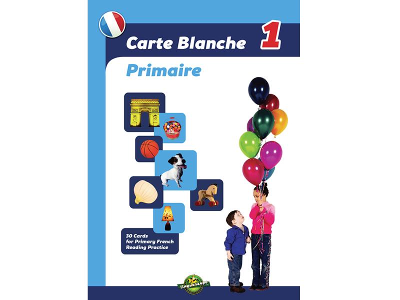 Carte Blanche 1 (Primaire)