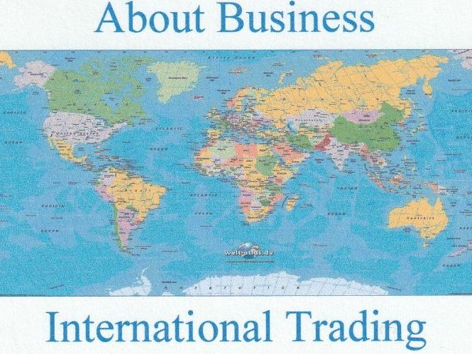PPP About Business - International Trading