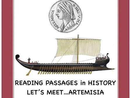 Women in History:Artemisia, Female Naval Commander during Battle of Salamis!