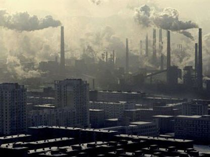 Environmental effects of cities