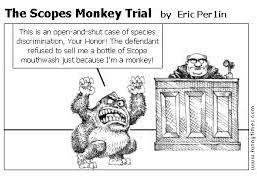John Scope trial (Monkey Trial)