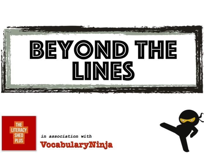 Beyond the Lines Vocabulary Pack