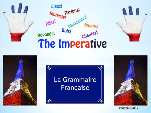 The Imperative in French - A Complete Guide.