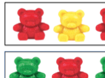 Compare Bears Repeating Patterns