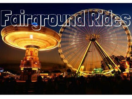 DT Unit of Work: Year 6 Fairground Rides
