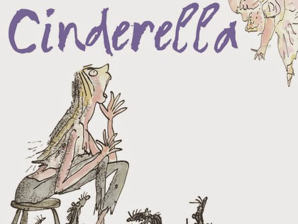 Roald Dahl's Revolting Rhymes Cinderella Comprehension