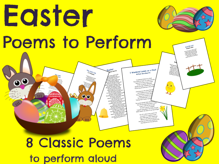 Easter Performance Poems