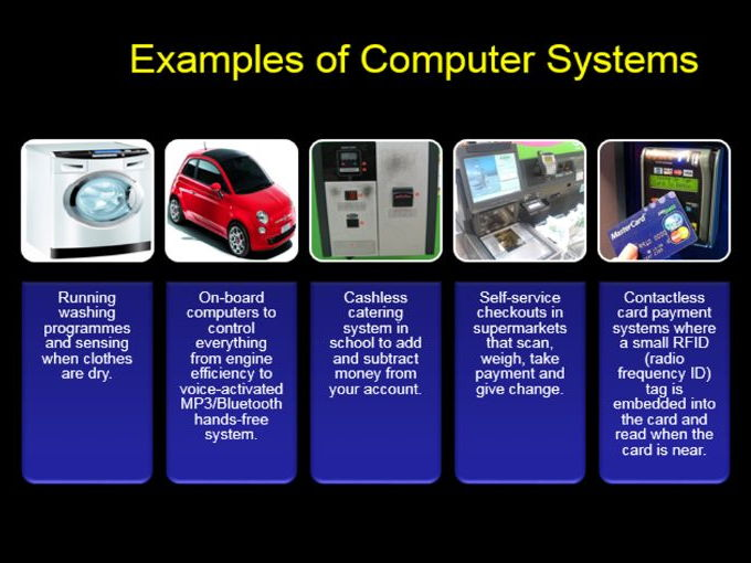 Computer Systems & Architecture Introduction
