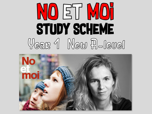 No et moi - Complete Study Scheme - Year 1 - Chapters 1 to 31 - EDITABLE and FREE