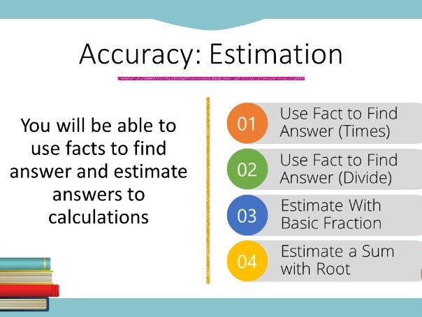 Estimation Powerpoint (Foundation GCSE)