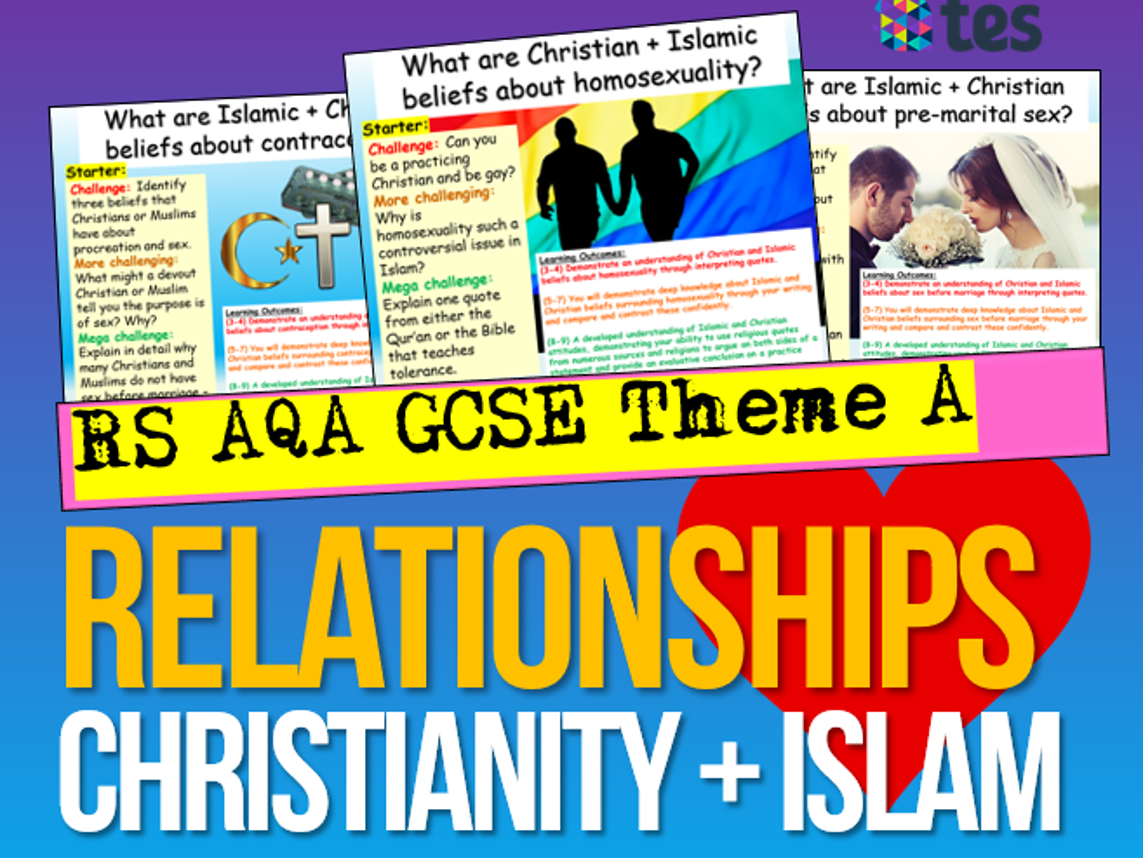 Relationships and Families  AQA RS