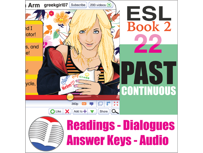 ESL Readings & Exercises Book 2-22