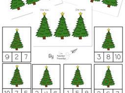 Christmas Maths Activity Sheets