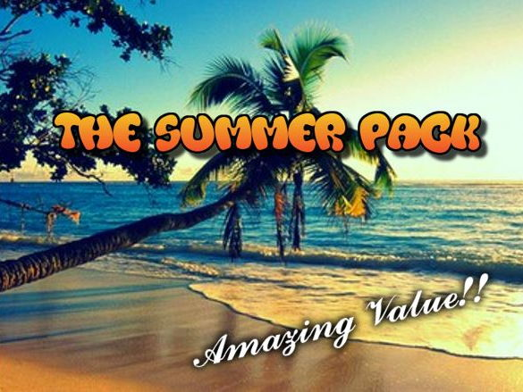 The Summer Pack - Descriptive Lessons