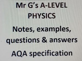 3.2.2.4 Wave- particle duality (AQA)
