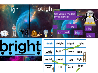 igh sound resources pack- Phonics