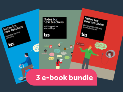 Getting started - NQT e-book bundle