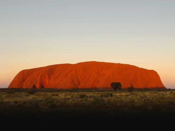 Uluru / Ayers Rock guide